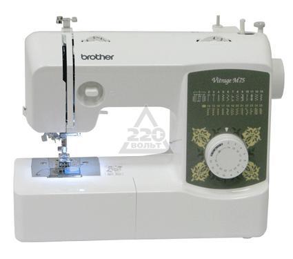 Швейная машинка BROTHER VitrageM75