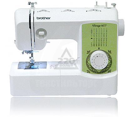 Швейная машинка BROTHER VitrageM77