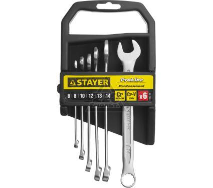 Набор ключей STAYER 27083-H6