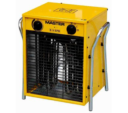 Тепловентилятор электрический промышленный MASTER B9EPB