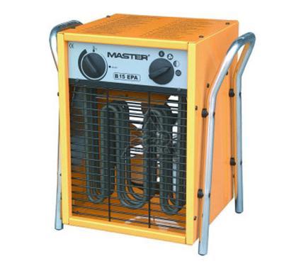 Тепловентилятор электрический промышленный MASTER B15EPA/EPB