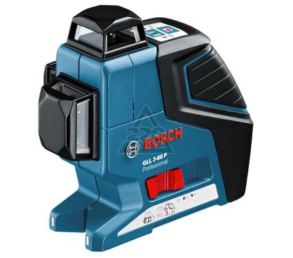 Набор BOSCH дальномер GLM 80 + уровень GLL 3-80 + детектор GMS 120