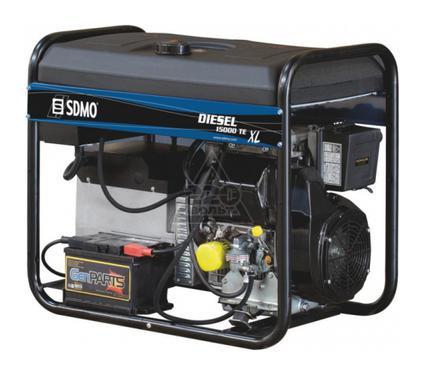 Дизельный генератор SDMO DIESEL 15000 TE AMF