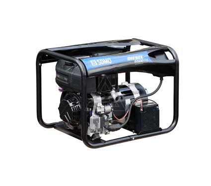 Дизельный генератор SDMO DIESEL 6500 TE