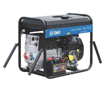 Дизельный сварочный генератор SDMO Weldarс 300 TDE