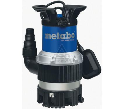 Дренажный насос METABO TPS 16000 S Combi