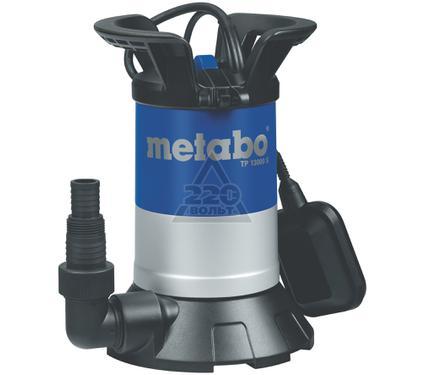 Дренажный насос METABO TP 1300 S
