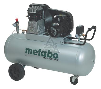 Компрессор METABO MEGA 550/200 D