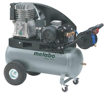 Компрессор METABO MEGA 700 D