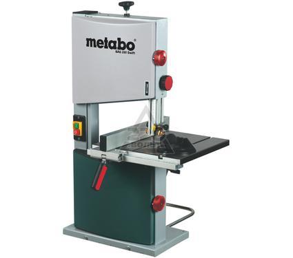 Ленточнопильный станок по металлу вертикальный METABO BAS 260 SWIFT