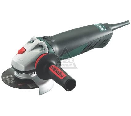 УШМ (болгарка) METABO WE 14-125 Plus  в кейсе