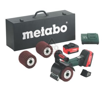 Машинка шлифовальная щеточная METABO S 18 LTX аккумуляторная