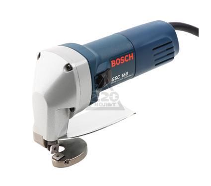 Листовые ножницы по металлу BOSCH GSC 160 Professional