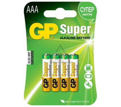 Батарейка GP 24A-BC4