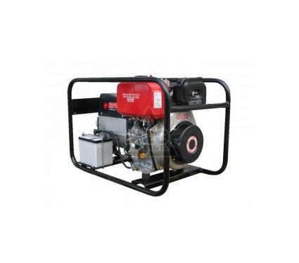 Дизельный генератор EUROPOWER EP4000DE