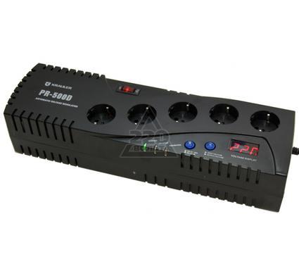 Стабилизатор напряжения KRAULER VR-PR500D