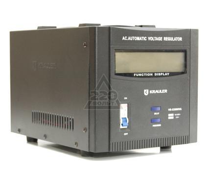 Стабилизатор напряжения KRAULER VR-S3000VA (B)