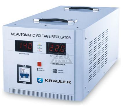 Стабилизатор напряжения KRAULER VR-S8000VA