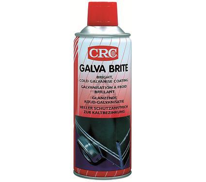 Антикоррозионное покрытие CRC GALVA BRITE