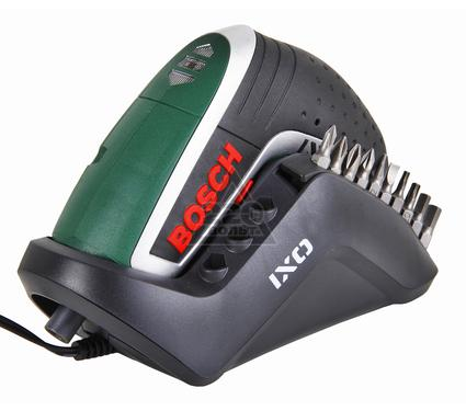 Отвертка аккумуляторная BOSCH IXO IV Basic Upgrade