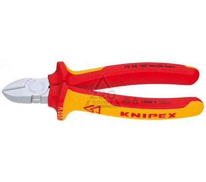 Кусачки для проволоки KNIPEX 7006180