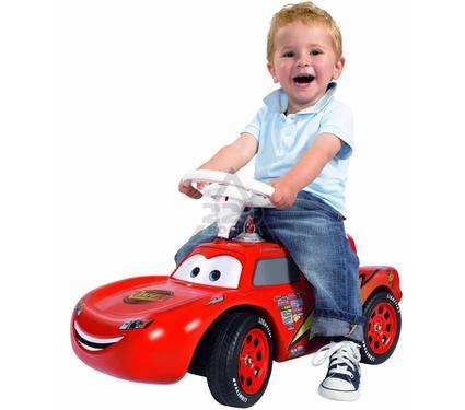 Игрушка детская BIG Машинка-каталка BIG Молния Маккуин
