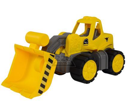 Игрушка детская BIG Экскаватор BIG-POWER-WORKER RADLADER, 47*20*23 см