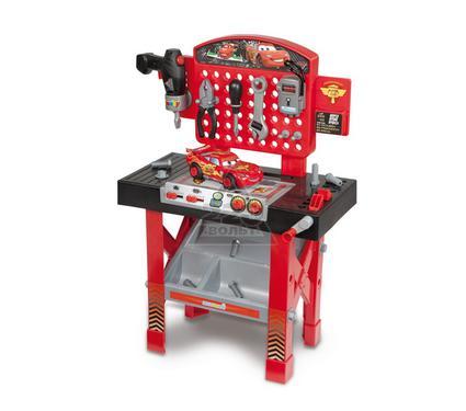Игрушка детская SMOBY ремонтная мастерская из серии ''Тачки-2'' с машинкой Маккуин