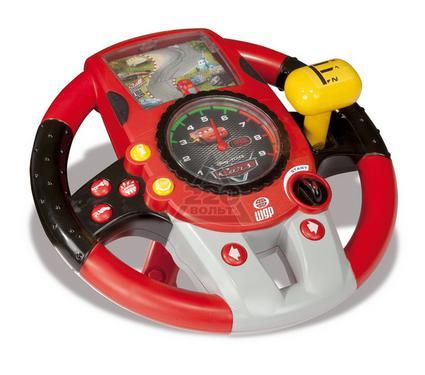 Игрушка детская SMOBY руль функциональный из серии Тачки 2