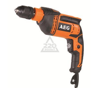 Дрель AEG BE 650 R