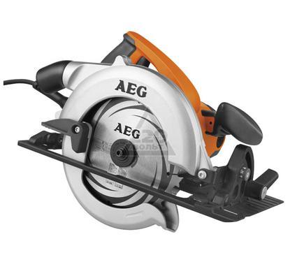 Пила циркулярная (дисковая) AEG KS 55 C