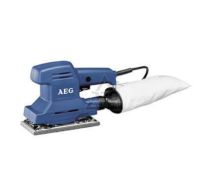 Машинка шлифовальная плоская (вибрационная) AEG VSS 260