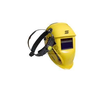 Маска сварочная хамелеон ESAB Origo-Tech 9-13 желтая