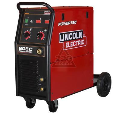 Сварочный полуавтомат LINCOLN Powertec 205C 230/400В
