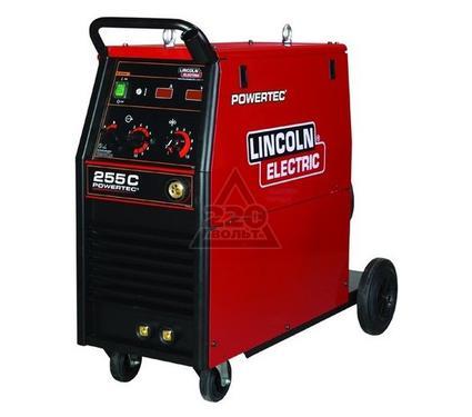 Сварочный полуавтомат LINCOLN Powertec 255C 400В