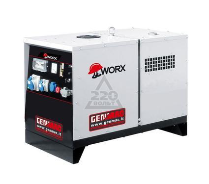 Дизельный генератор GENMAC Daily RG9000LSM