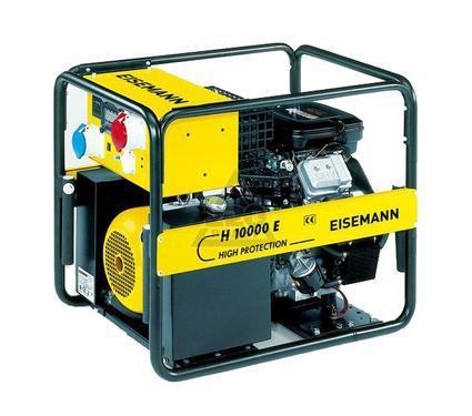 Бензиновый генератор EISEMANN H 10000 E бензиновый