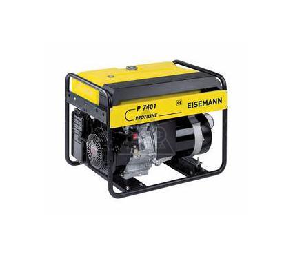 Бензиновый генератор EISEMANN P 7401 E