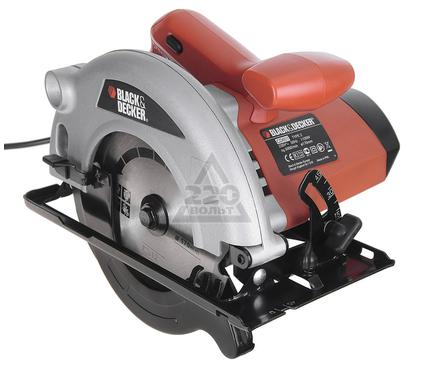 Пила циркулярная BLACK & DECKER CD601A