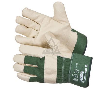 Перчатки спилковые ELEMENTA Optima Handy Force