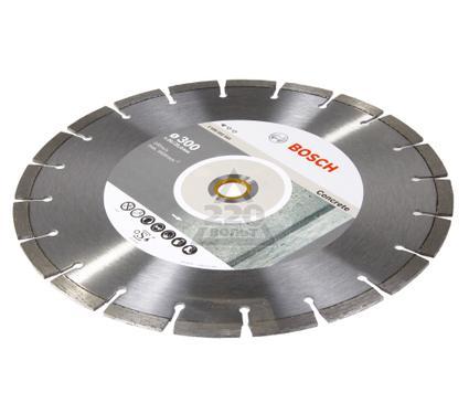 Круг алмазный BOSCH Standard for Concrete  300 Х 20/25.4 сегмент