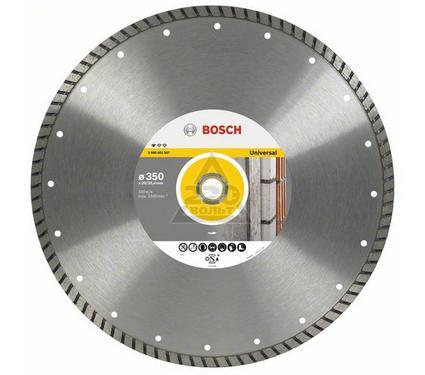 Круг алмазный BOSCH Standard for Universal Turbo  300 Х 20/25.4 турбо