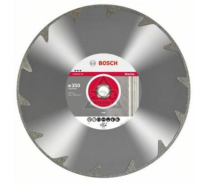 Круг алмазный BOSCH Best for Marble  115 Х 22 сегмент
