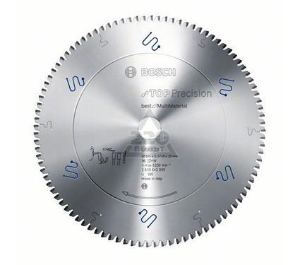 Диск пильный твердосплавный BOSCH Top Precision Best for Multi Material  21 X 54 X 30