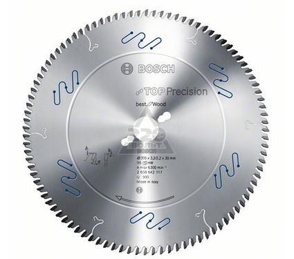 Диск пильный твердосплавный BOSCH Top Precision Best for Wood  210 X 48 X 30