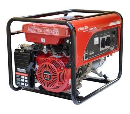 Бензиновый генератор MIRKON ENERGY PH7000XE