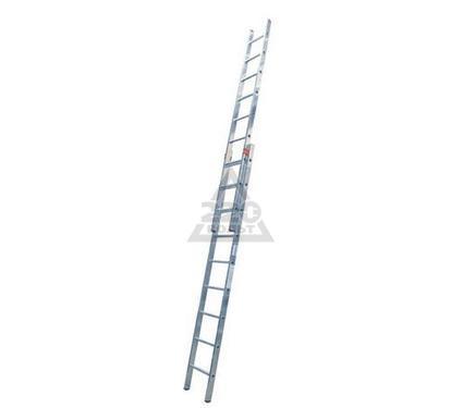 Лестница алюминиевая выдвижная KRAUSE STABILO 12