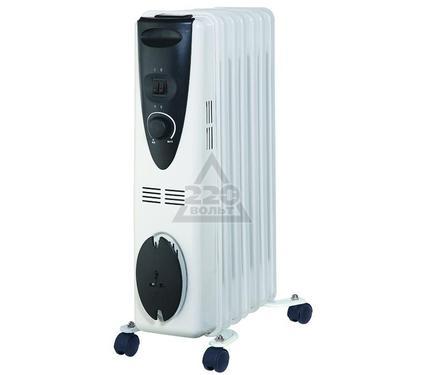 Масляный радиатор электрический NEOCLIMA NC 0207