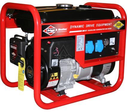 Бензиновый генератор DDE BG3500