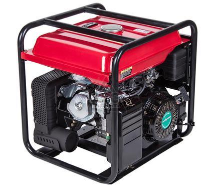 Бензиновый инверторный генератор DDE DPG5551i